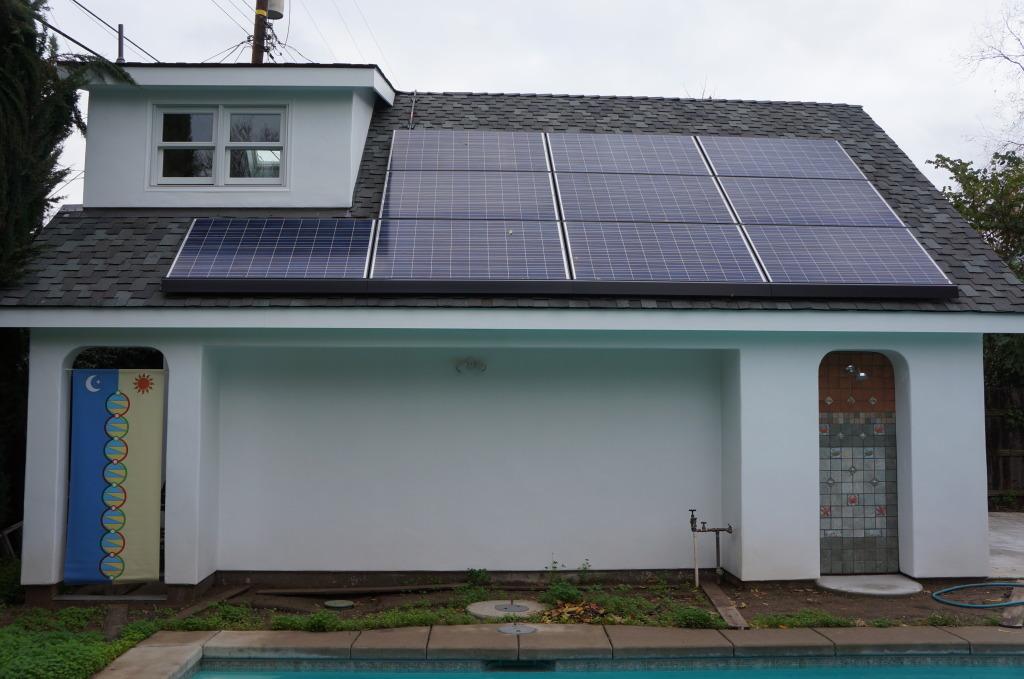 Solar Garage/Office